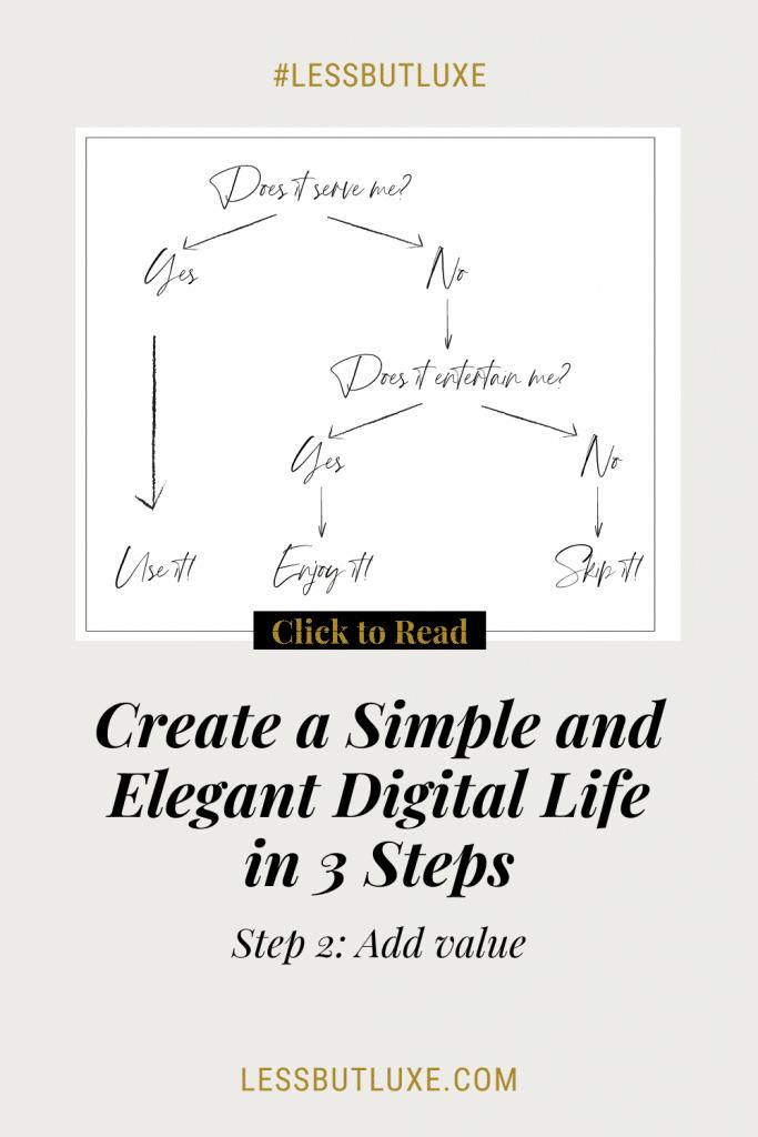 Elegant Digital Life