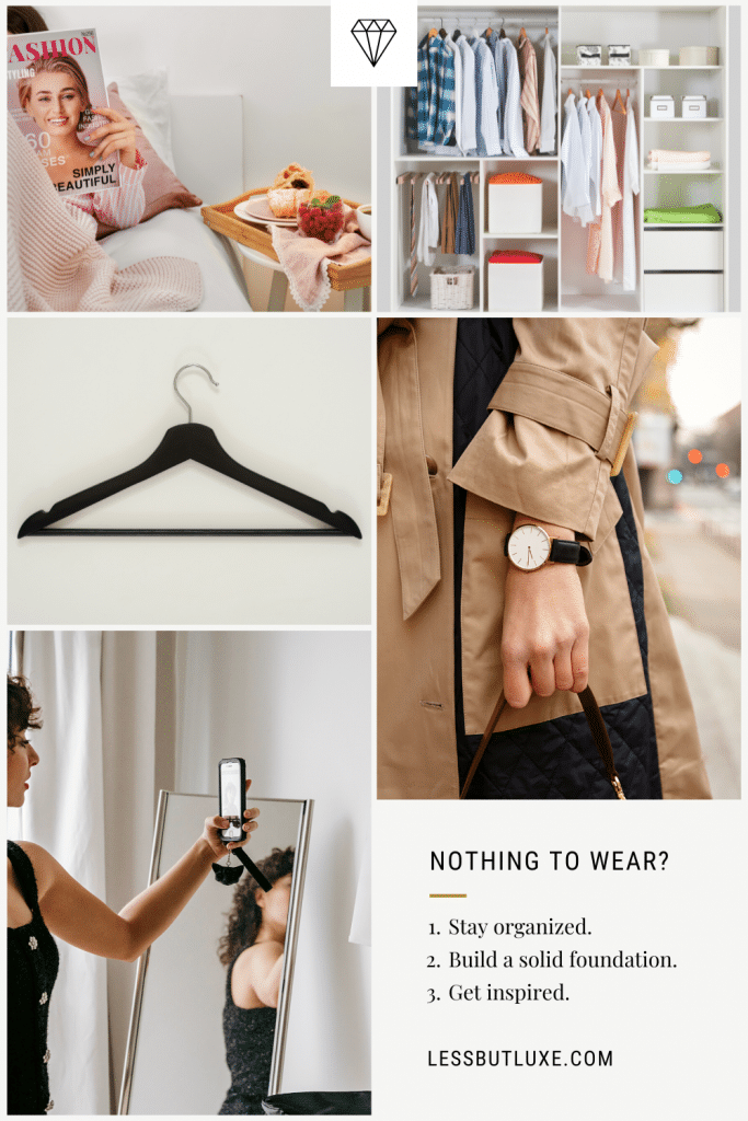 Get the Most Out of Your Wardrobe