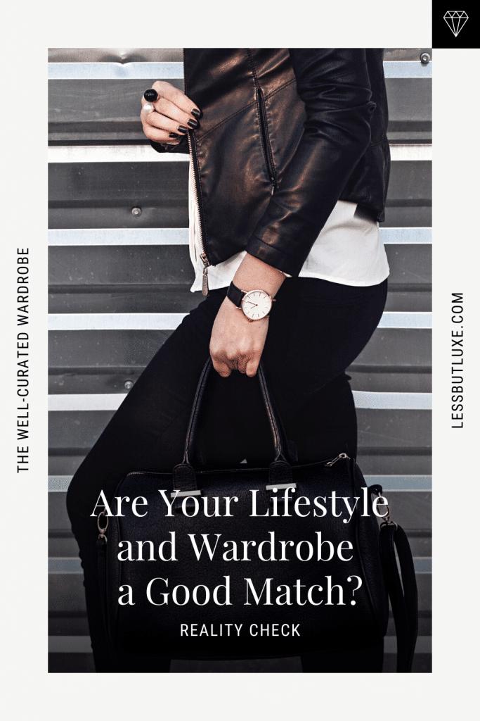Wardrobe Planning Your Lifestyle