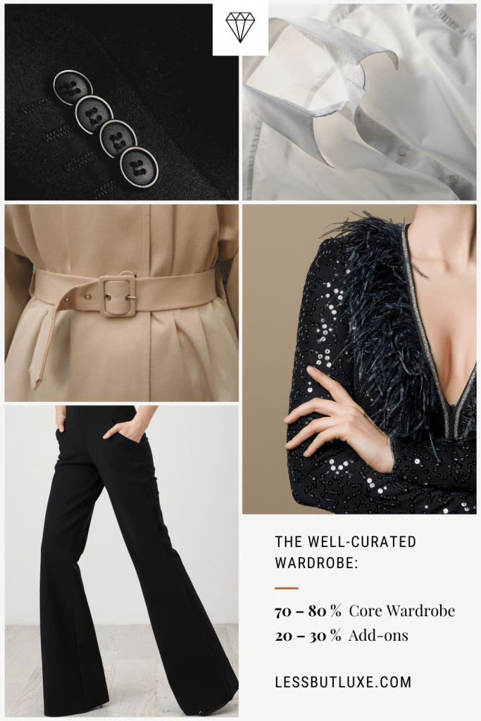 The Well-Curated Wardrobe