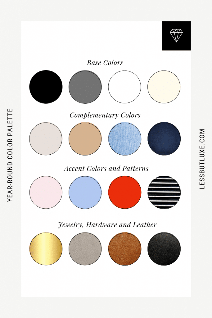 Year-Round Color Palette